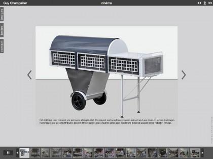 Site web champailler.com, graphisme, developpement, web