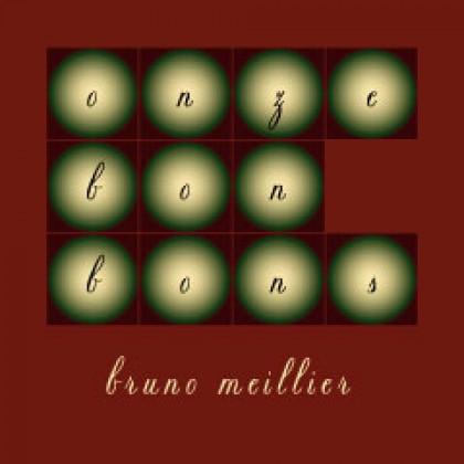 Pochette CD Onze Bonbons, graphisme, print